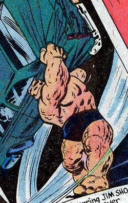 Monster Man (Earth-616) from Marvel Two-In-One Vol 1 78 0001
