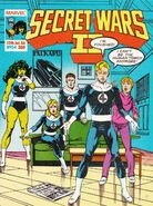 Secret Wars II (UK) Vol 1 54