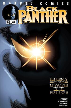 Black Panther Vol 3 44