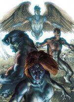 Dark X-Men Vol 1 1 Textless