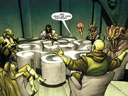 High Council of Hydra (Earth-616) from Secret Warriors Vol 1 4 001