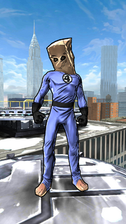 Peter Parker (Earth-TRN487) from Spider-Man Unlimited (video game)