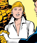 Alicia Masters (Earth-30987) from Fantastic Four Vol 1 303 0001