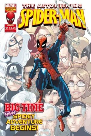 Astonishing Spider-Man Vol 3 61