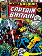Captain Britain Vol 1 5