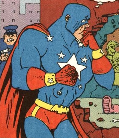 File:Captain Strongheart (Earth-9047) from What The-- Vol 1 13.jpg