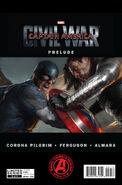 Marvel's Captain America Civil War Prelude Vol 1 4