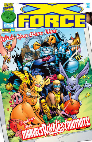 X-Force Vol 1 66