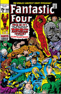 Fantastic Four Vol 1 100