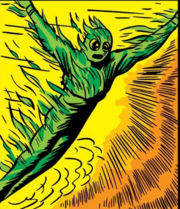 Green Flames (Earth-616) from Marvel Mystery Comics Vol 1 4 0001