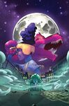 Moon Girl and Devil Dinosaur Vol 1 7 Textless