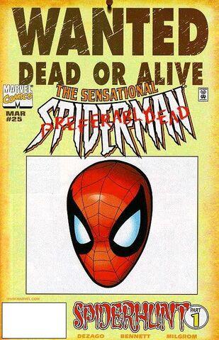 File:Sensational Spider-Man Vol 1 25 Wanted Poster Variant.jpg
