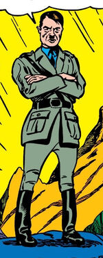 Adolf Hitler (Earth-4263) from Daring Mystery Comics Vol 1 8 0001