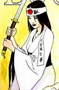 Atsuko (Earth-616) from Logan Vol 1 2 0001