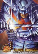 Keniuchio Harada (Earth-616) from 1996 Fleer X-Men (Trading Cards)