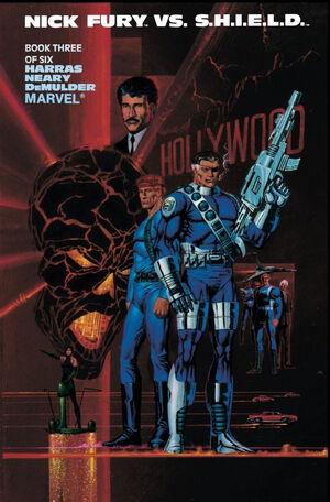 Nick Fury vs. S.H.I.E.L.D. Vol 1 3