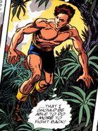 Robert Drake (Earth-616) Graduation costume de-iced from X-Men The Hidden Years Vol 1 11