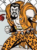 Sergei Kravinoff (Earth-77013) Spider-Man Newspaper Strips