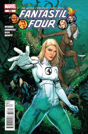 Fantastic Four Vol 1 608