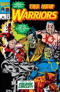 New Warriors Vol 1 21