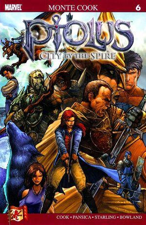 Ptolus City by the Spire Vol 1 6