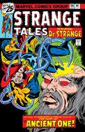 Strange Tales Vol 1 186