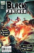 Black Panther Vol 5 6 1940's Variant