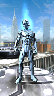 Peter Parker (Earth-TRN532) from Spider-Man Unlimited (video game)