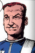 Jonathon Gittes (Earth-616) from Captain America Nick Fury Blood Truce Vol 1 1 001