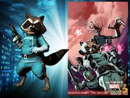 Rocket Raccoon (Earth-30847) from Marvel vs. Capcom 3 Fate of Two Worlds 0002