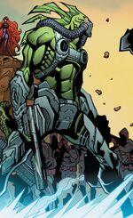 Triton (Earth-61610) from Inhumans Attilan Rising Vol 1 3 001
