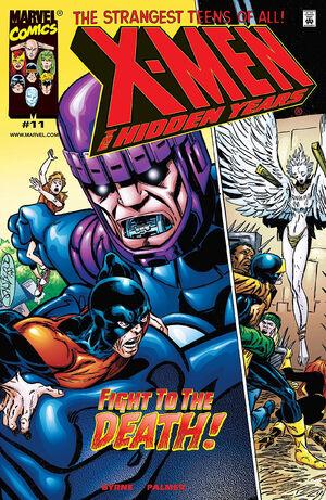 X-Men The Hidden Years Vol 1 11