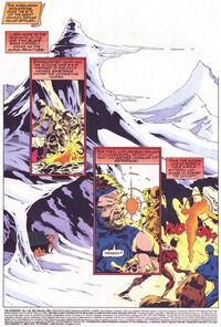 Himalayas from Avengers Vol 1 383 0001