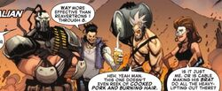 Reavers (Earth-616) from Cable and X-Force Vol 1 17