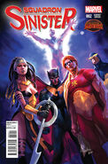 Squadron Sinister Vol 1 2 Caselli Variant