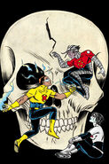 X-Statix Presents Dead Girl Vol 1 3 Textless
