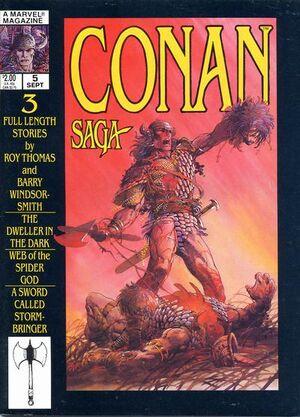 Conan Saga Vol 1 5