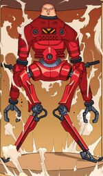 Fat Cobra (Earth-90221) Immortal Iron Fist Vol 1 21