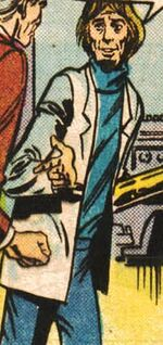 William Lorber (Earth-616) from Marvel Team-Up Vol 1 142 0001