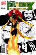 X-Men Phoenix Endsong Vol 1 2 Variant Sketch