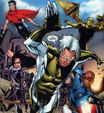 Young Avengers (Earth-616) from Siege Young Avengers Vol 1 1 001