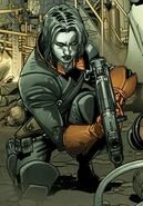 Neena Thurman (Earth-616) from Cable and X-Force Vol 1 1