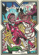 Rachel Summers (Earth-811) from Excalibur Trading Cards 0004