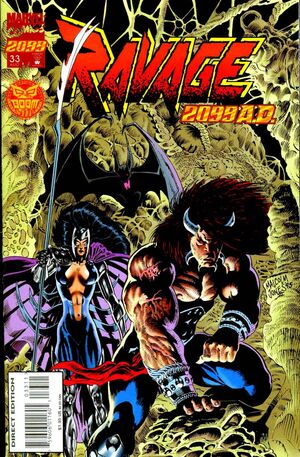 Ravage 2099 Vol 1 33