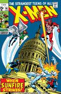 Uncanny X-Men 64