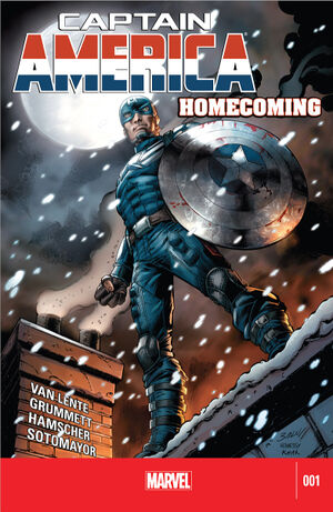 Captain America Homecoming Vol 1 1