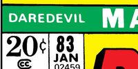 Daredevil Vol 1 83