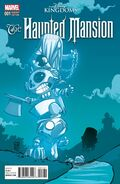 Haunted Mansion Vol 1 1 Young Variant