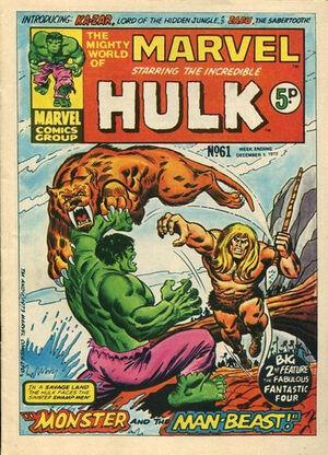Mighty World of Marvel Vol 1 61