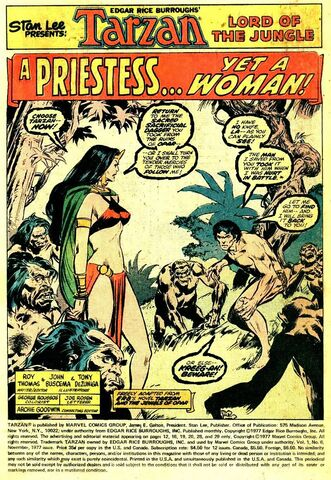 File:Tarzan Vol 1 6 A Priestess Yet a Woman.jpg
